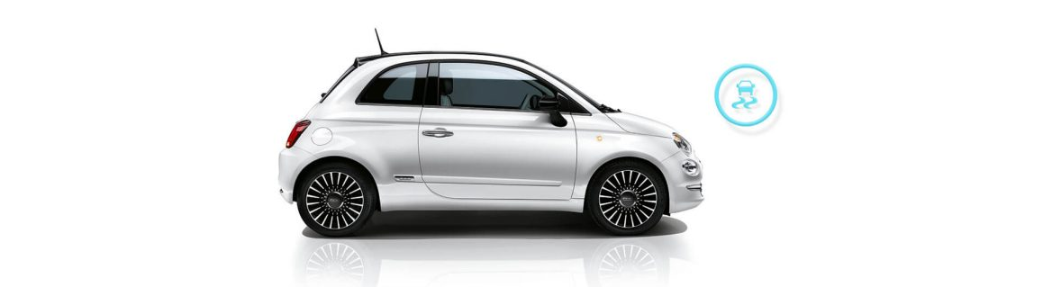 Fiat 500 ESC emniyet
