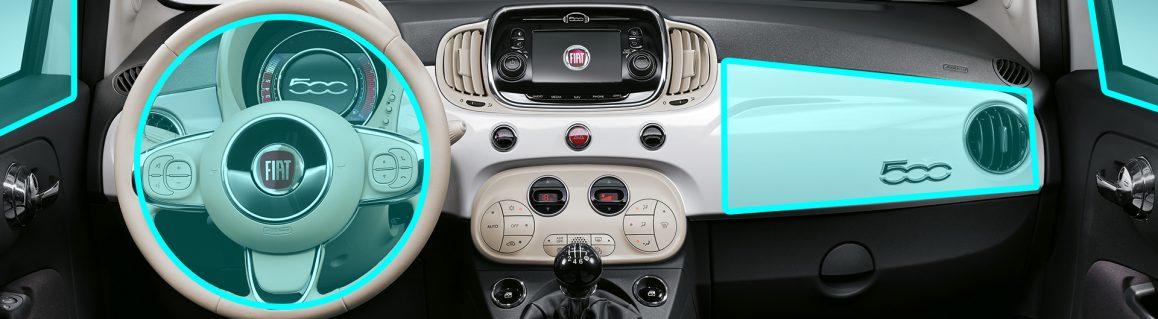 Fiat 500C hava yastıkları
