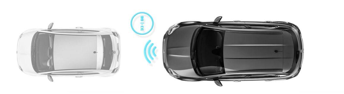 Fiat 500X Off-Road Tarzı arka görüş kamerası