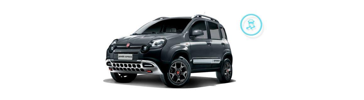 ESC auto Fiat Panda Cross 4x4